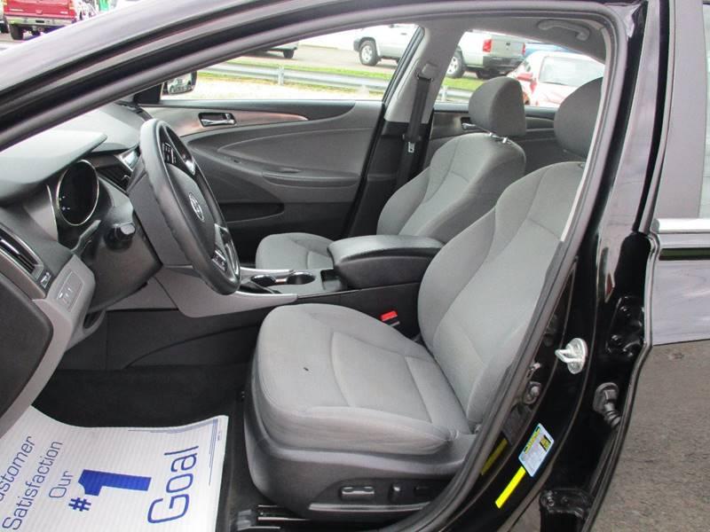 2012 Hyundai Sonata Hybrid 4dr Sedan - Newark OH