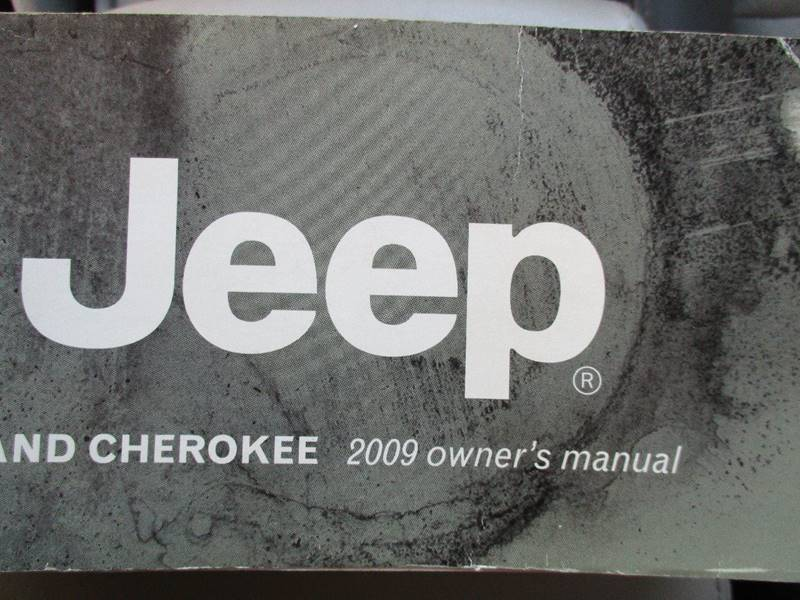 2009 Jeep Grand Cherokee 4x4 Limited 4dr SUV - Newark OH