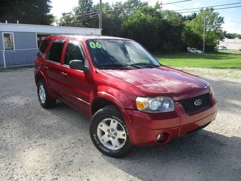 2006 Ford Escape for sale in Newark, OH