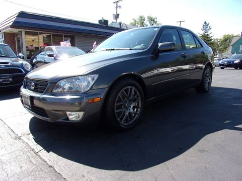 2002 Lexus IS 300 For Sale In Newark, OH