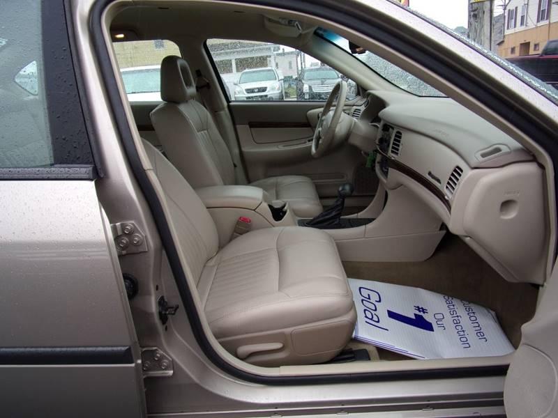 2001 chevrolet impala ls 4dr sedan in newark oh premier motor car 1999 Chevrolet Impala contact