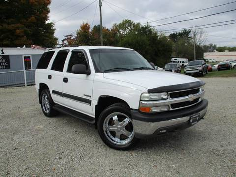 2003 Chevrolet Tahoe for sale in Newark, OH