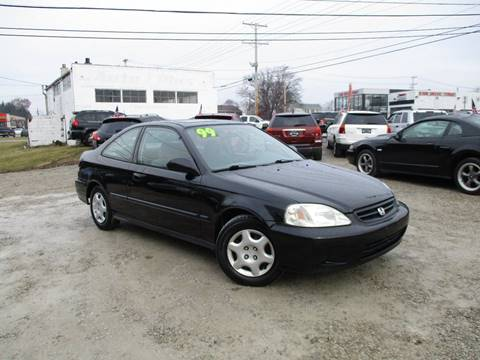 1999 Honda Civic for sale in Newark, OH