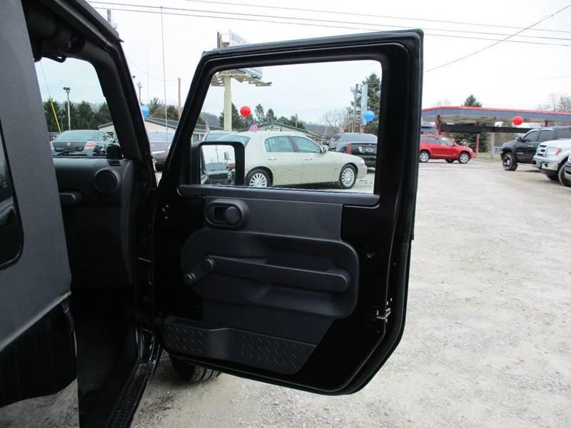 2007 Jeep Wrangler 4x4 X 2dr SUV - Newark OH