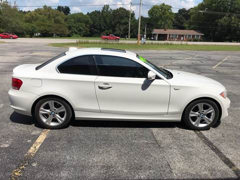2012 BMW 1 Series for sale in Batesville, AR