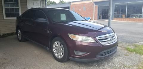 2011 Ford Taurus for sale at Mott's Inc Auto in Live Oak FL