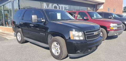 2008 Chevrolet Tahoe for sale at Mott's Inc Auto in Live Oak FL