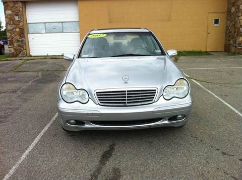 2002 Mercedes-Benz C-Class for sale in Louisville, KY