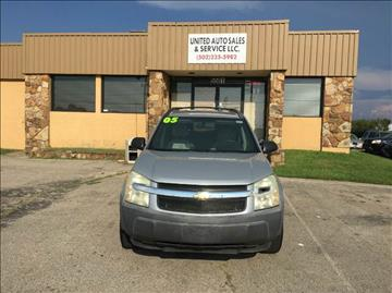 2005 Chevrolet Equinox for sale in Louisville, KY