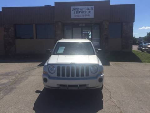 2008 Jeep Patriot for sale in Louisville, KY