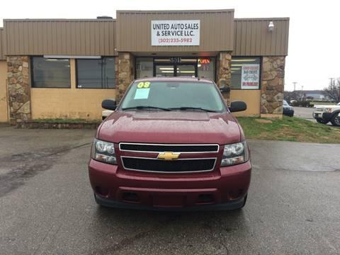 2008 Chevrolet Tahoe For Sale In Louisville KY