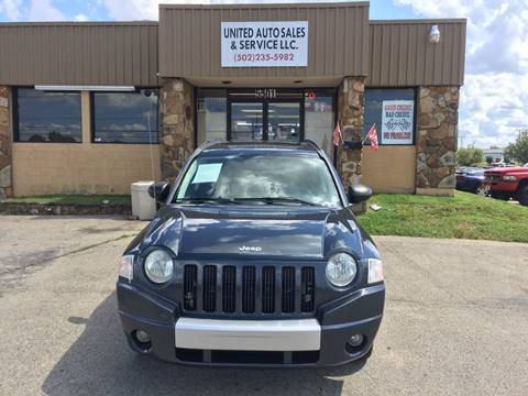 2007 Jeep Compass for sale in Louisville, KY