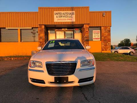2014 Chrysler 300 for sale in Louisville, KY