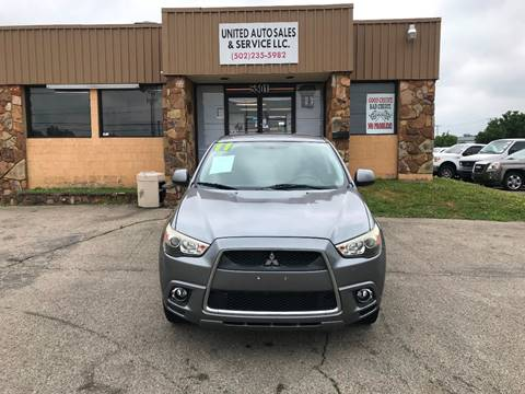 2011 Mitsubishi Outlander Sport for sale in Louisville, KY