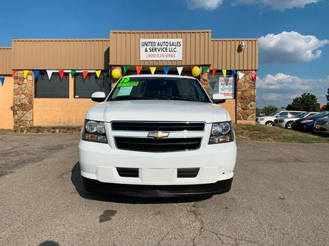 2010 Chevrolet Tahoe Hybrid for sale in Louisville, KY