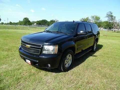 2007 Chevrolet Suburban for sale at LA PULGA DE AUTOS in Dallas TX