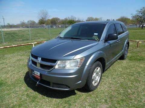 2009 Dodge Journey for sale at LA PULGA DE AUTOS in Dallas TX