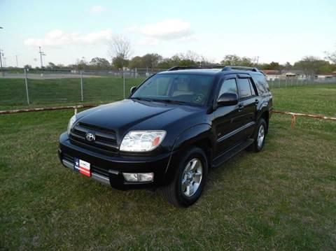 2004 Toyota 4Runner for sale at LA PULGA DE AUTOS in Dallas TX