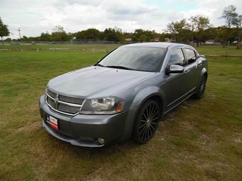 2008 Dodge Avenger for sale at LA PULGA DE AUTOS in Dallas TX