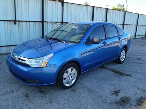 2010 Ford Focus for sale at LA PULGA DE AUTOS in Dallas TX