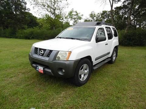 2006 Nissan Xterra for sale at LA PULGA DE AUTOS in Dallas TX