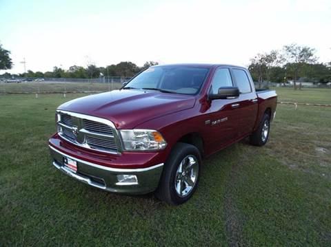 2011 RAM Ram Pickup 1500 for sale at LA PULGA DE AUTOS in Dallas TX