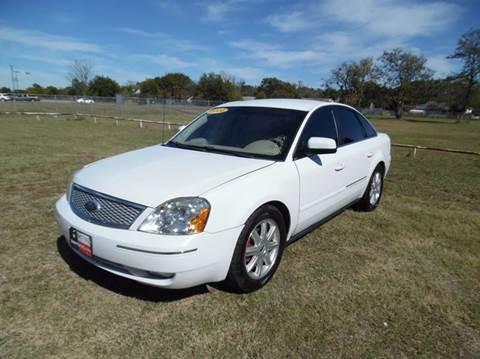 2006 Ford Five Hundred for sale at LA PULGA DE AUTOS in Dallas TX