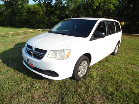 2011 Dodge Grand Caravan for sale at LA PULGA DE AUTOS in Dallas TX