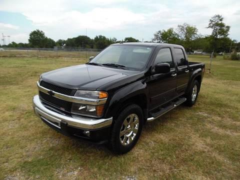 2012 Chevrolet Colorado for sale at LA PULGA DE AUTOS in Dallas TX