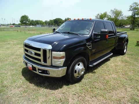 2008 Ford F-350 Super Duty for sale at LA PULGA DE AUTOS in Dallas TX