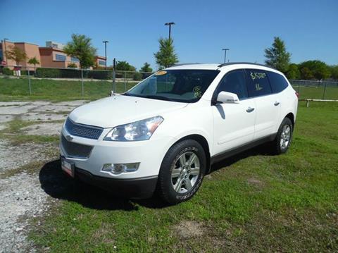 2012 Chevrolet Traverse for sale at LA PULGA DE AUTOS in Dallas TX