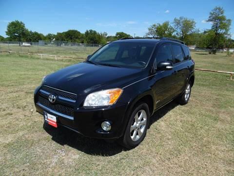 2011 Toyota RAV4 for sale at LA PULGA DE AUTOS in Dallas TX