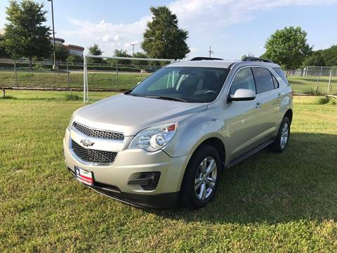 2014 Chevrolet Equinox for sale in Dallas, TX