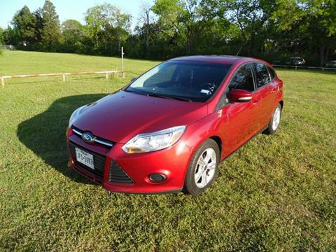 2013 Ford Focus for sale in Dallas, TX