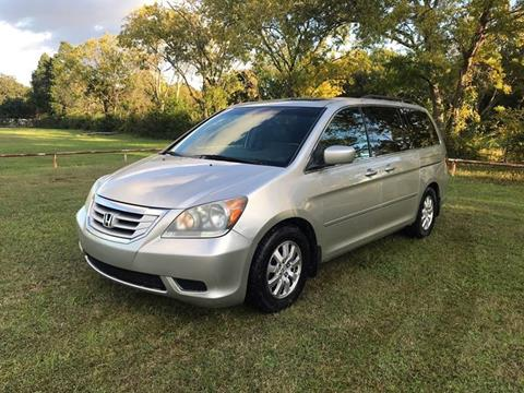 2008 Honda Odyssey for sale in Dallas, TX