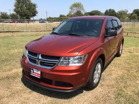 2014 Dodge Journey for sale in Dallas, TX