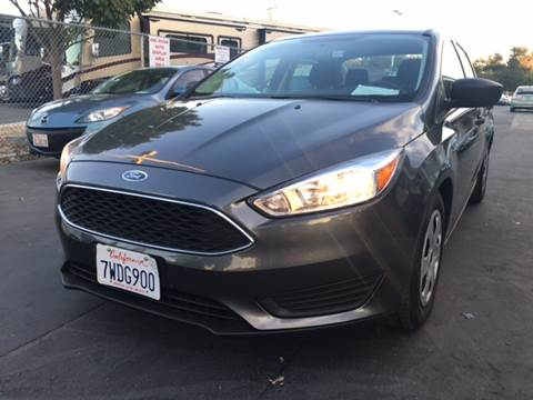 2016 Ford Focus for sale in Davis, CA