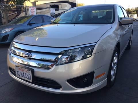 2010 Ford Fusion for sale in Davis, CA