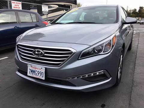2015 Hyundai Sonata for sale in Davis, CA