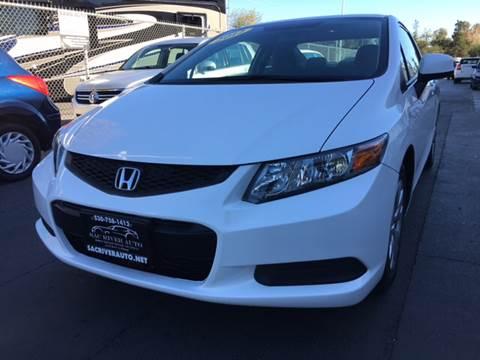 2012 Honda Civic for sale in Davis, CA