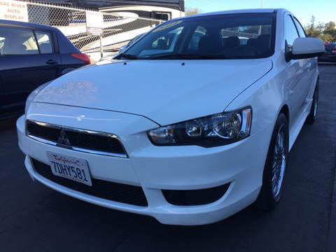 2014 Mitsubishi Lancer for sale in Davis, CA