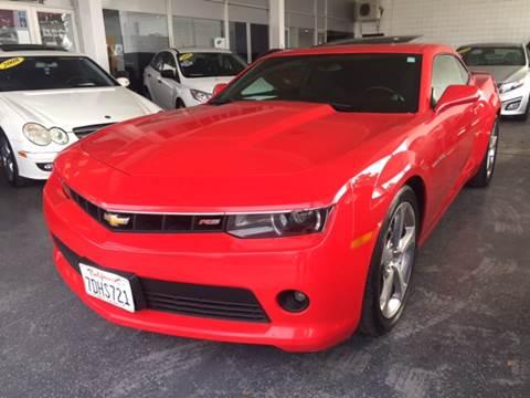 2014 Chevrolet Camaro for sale at Sac River Auto in Davis CA