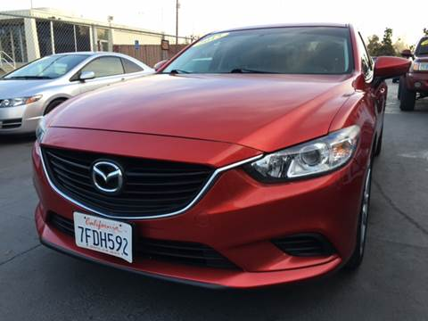 2015 Mazda MAZDA6 for sale in Davis, CA