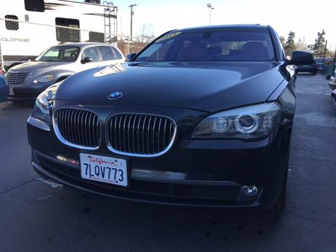 2011 BMW 7 Series For Sale In Davis CA