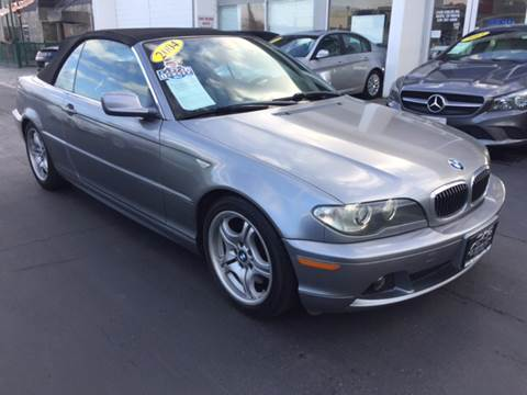 BMW Series For Sale Carsforsalecom - 2004 bmw convertible