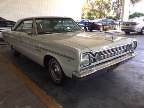 1966 Plymouth Belvedere for sale at Sac River Auto in Davis CA