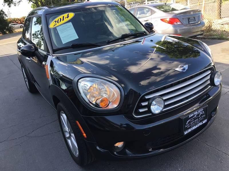 2014 MINI Countryman for sale at Sac River Auto in Davis CA