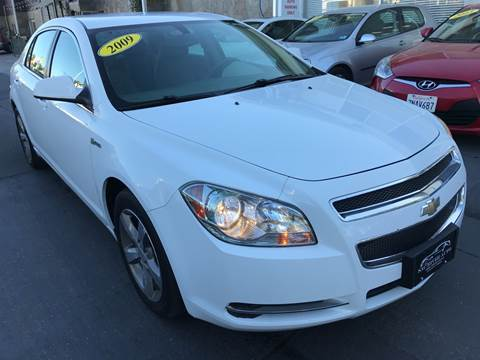 2009 Chevrolet Malibu Hybrid for sale in Davis, CA