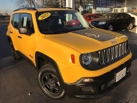 2017 Jeep Renegade for sale in Davis, CA