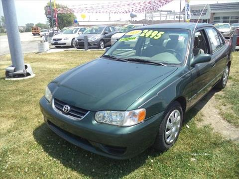 2001 Toyota Corolla for sale in Hazel Crest, IL